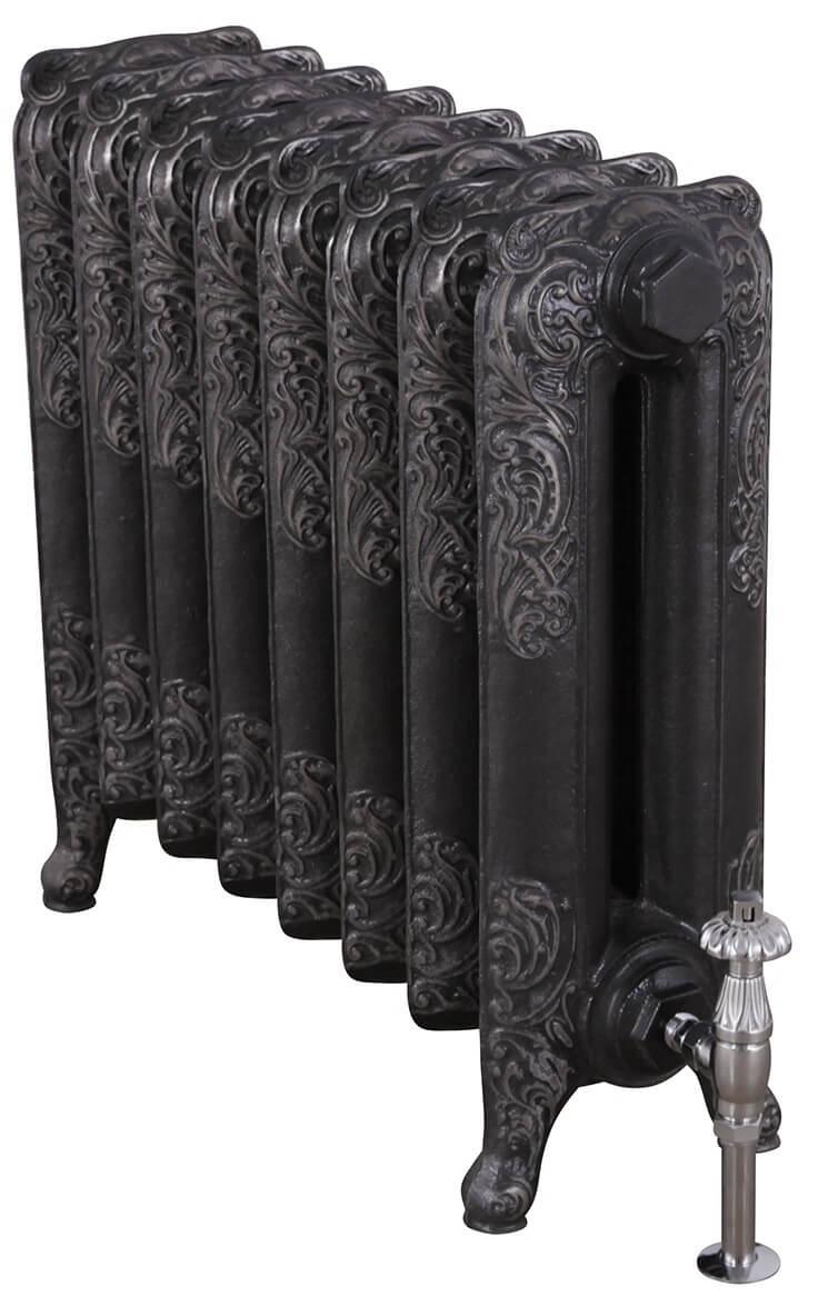 Carron The Rococo 2 Column Cast Iron Radiator Warwick