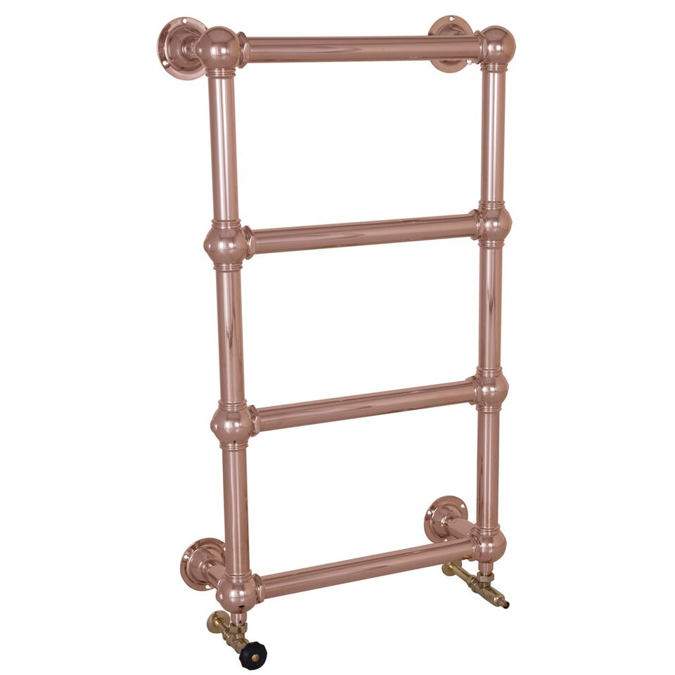 towel bathroom design wall your the bronze ornate rack useful in with for