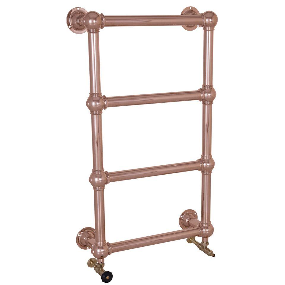 shop towel the colossus mounted rail bar copper carron radiator rack heated wall rails