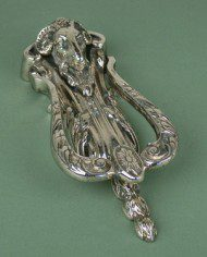 knocker rams head NICKEL a