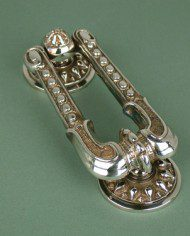 knocker regency NICKEL a