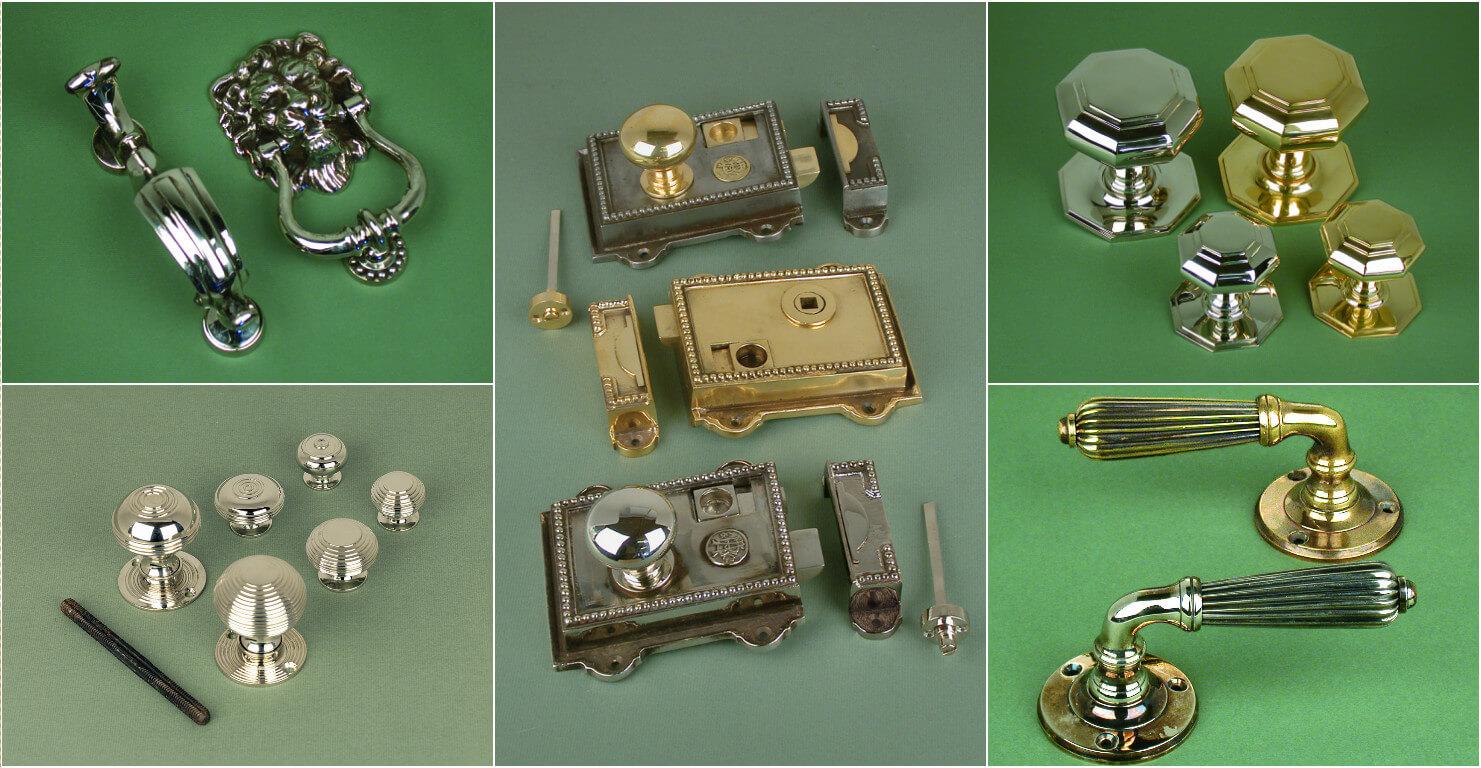 Antique Door Furniture & Ironmongery - Antique Door Furniture & Ironmongery Archives - Warwick Reclamation