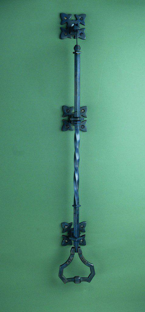 Lichfield Bell Pull Black1