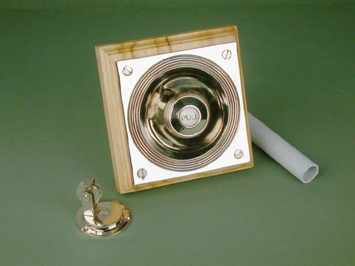 bell pull claverley NICKEL1