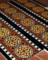 Reclaimed Set Of 10 Victorian Decorative Tiles