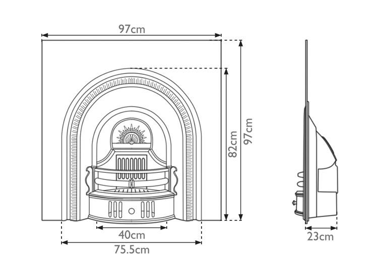 beckingham-cast-iron-fireplace-insert-technical