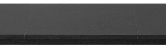 Carron Honed Black Granite Hearth 4 Piece Many Sizes Warwick