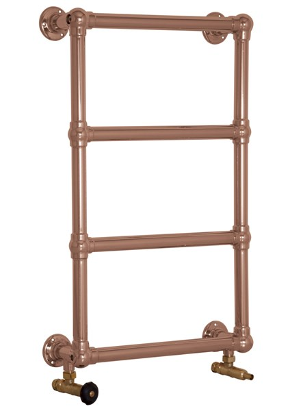Carron The Bassingham 4 Bar Copper Wall Mounted Towel