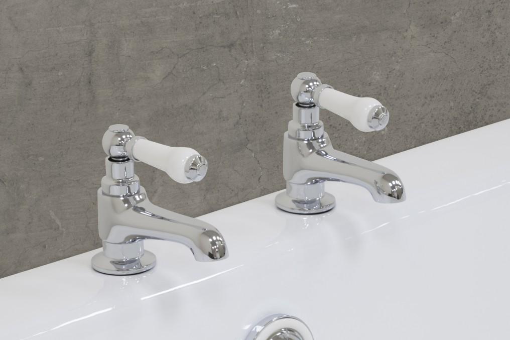rim-mounted-bath-taps-chrome